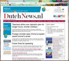 Dutch News