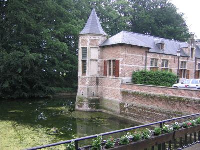 Kasteel Veltwijck in Ekeren - torentje