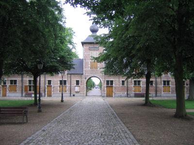 Kasteel Veltwijck in Ekeren
