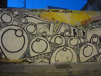 Wasbak Graffiti