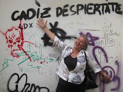 Cadiz we love you