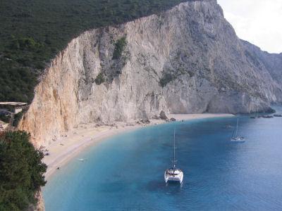 Mooiste strand van Lefkas