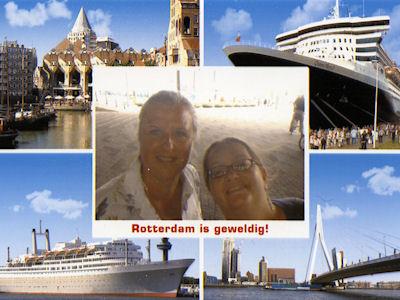 Rotterdam is geweldig